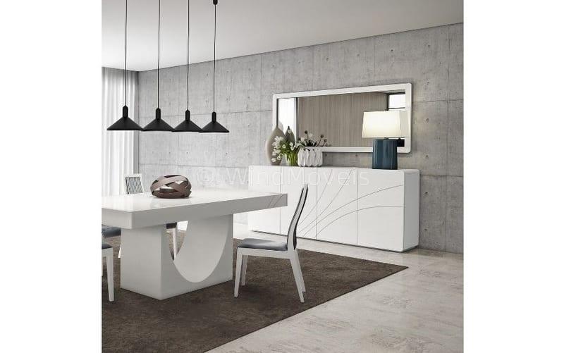 Aparador Para Sala De Jantar Etna ~  produtos mobiliário de sala sala de jantar aparador aparador curve